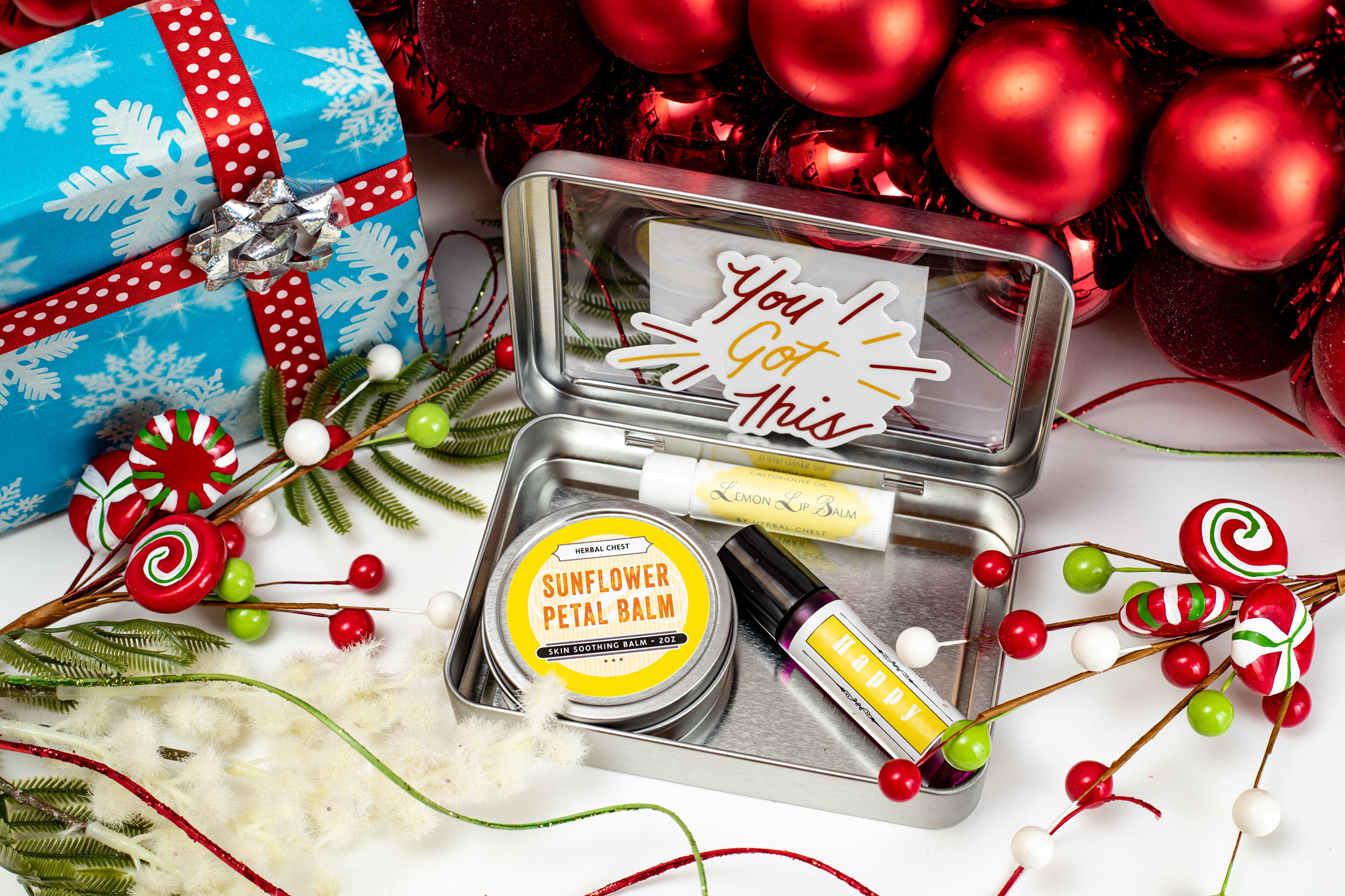 You Got This Wellness Self Care Kit Cheer Up Encouragement Gift Set